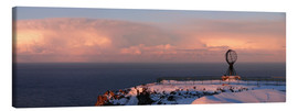 Tableau sur toile  Cap Nord - Panorama - HADYPHOTO