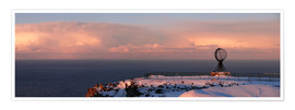 Poster  Cap Nord - Panorama - HADYPHOTO