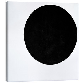 Toile  Black Circle - Kasimir Sewerinowitsch  Malewitsch