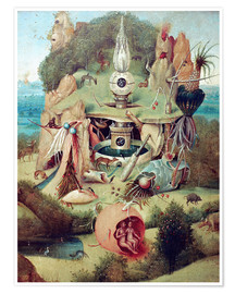 Poster  Paradise - Hieronymus Bosch