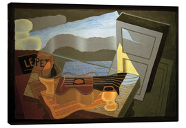 Toile  View of the Bay - Juan Gris