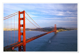 Poster Pont du Golden Gate