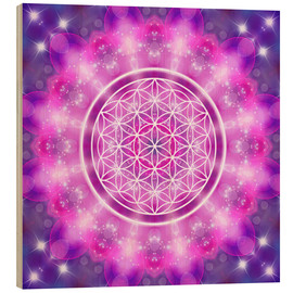 Bois  Flower of Life - Love Essence - Dolphins DreamDesign