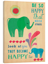 Bois  be so happy elephants - Elisandra Sevenstar
