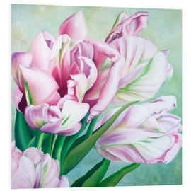 Tableau en PVC  Tulipes 2 - Renate Berghaus