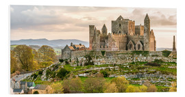 Tableau en PVC  Rock of Cashel, Irlande - Olaf Protze