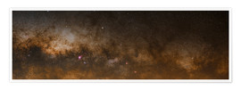 Poster  Milky Way - Luis Argerich