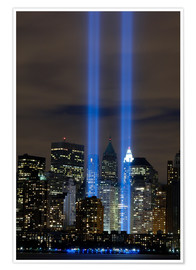 Stocktrek Images - Tribute in Light memorial
