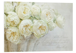 Forex  Roses blanches - Lizzy Pe