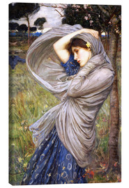 Toile  Borée - John William Waterhouse