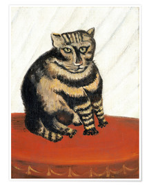 Poster Le Chat Tigre