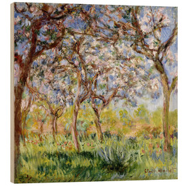 Claude Monet - Spring at Giverny
