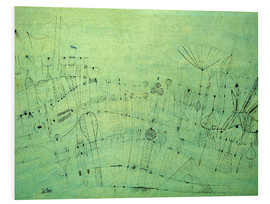 Forex  Prehistoric Vegetation, 1920 - Paul Klee