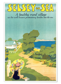 Poster  Selsey on Sea - English School