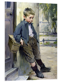 Tableau en PVC  Out of the Game - Henri Jules Jean Geoffroy