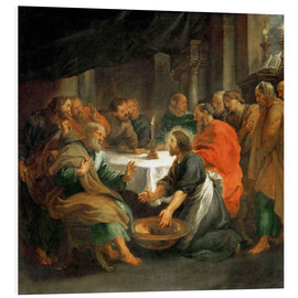 Forex  The Washing of the Feet - Peter Paul Rubens