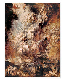 Peter Paul Rubens - The Descent into Hell of the Damned