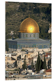 Forex  Jerusalem and the Dome of the Rock - David Noyes