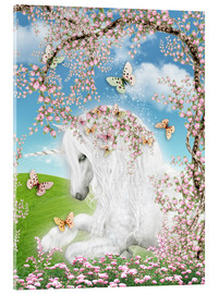 Verre acrylique  Dreamy Unicorn - Dolphins DreamDesign