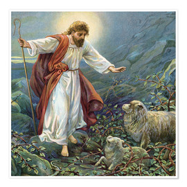 Ambrose Dudley - Jesus Christ, the tender shepherd