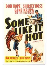 Poster  Some Like It Hot