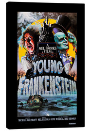 Tableau sur toile  Young Frankenstein, 1974