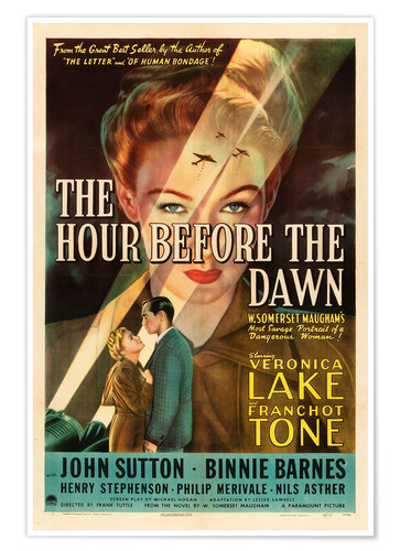 Poster The Hour Before the Dawn (anglais)