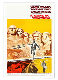 Poster  North by Northwest