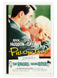 Poster Pillow Talk