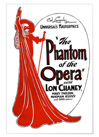 Poster  The Phantom of the Opera