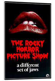 Verre acrylique  The Rocky Horror Picture Show