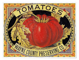 Poster  Tomatoes