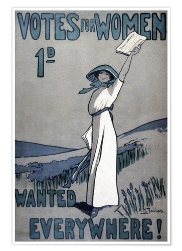 Poster Women's Rights
