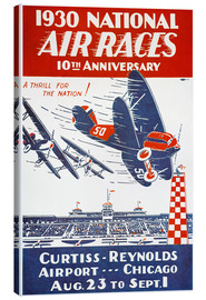 Toile  Air Races, Chicago Airport