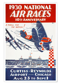 Poster Air Races