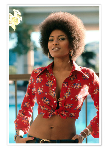 Poster Pam Grier