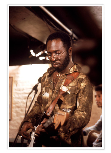 Poster Curtis Mayfield