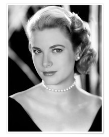 Poster  Grace Kelly, 1953