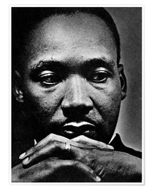 Poster  Martin Luther King Jr.
