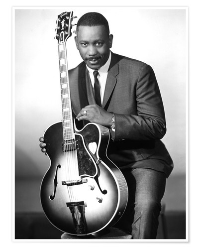 Poster Wes Montgomery