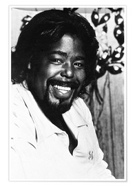 Poster Barry White