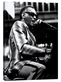 Tableau sur toile  Ray Charles