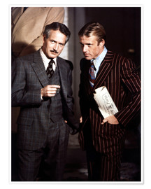 Poster  THE STING, from left: Paul Newman, Robert Redford, 1973