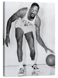 Tableau sur toile  Bill Russell