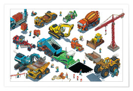 Helmut Kollars - construction machines