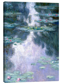 Toile  Water Lilies - Claude Monet