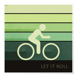 Poster  Let It Roll - Phil Perkins