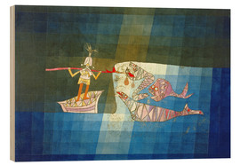 Bois  Sinbad the Sailor - Paul Klee