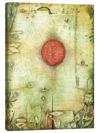 Toile  Ad Marginem - Paul Klee