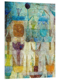 Forex  Plants early in the morning - Paul Klee